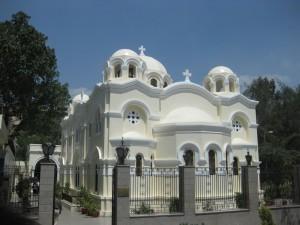 Iglesia de Zeitún