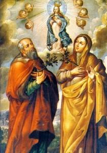 Joaquín y Ana