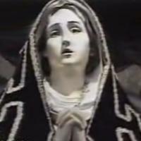 Virgen que abre los ojos