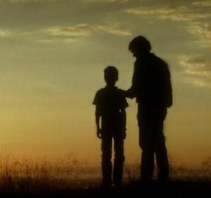 Padre e hijo (ft img)