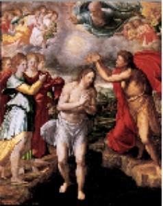 Bautismo de Jesús (2)