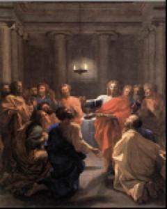Institución de la Eucaristía