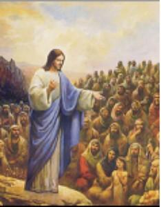 Jesús comienza a predicar