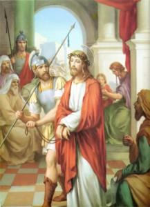 Jesús es sentenciado a muerte