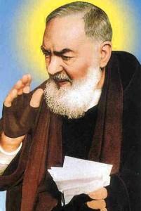 Bendición Padre Pío