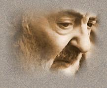 Mirada del Padre Pío