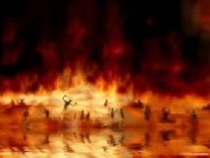 Visión del infierno