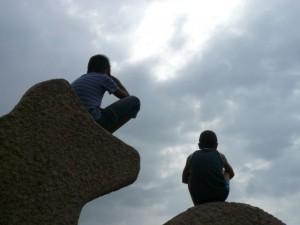 mirar al cielo