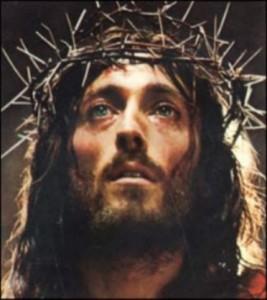 Jesús -corona de espinas-
