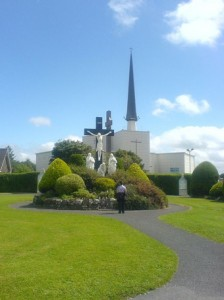 Santuario de la Virgen de Knock - Irlanda