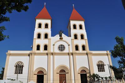 Catedral de Nstra Sra de la Paz - El Salvador