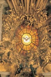 Espíritu Santo - Bernini