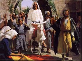 Entrada en Jerusalén