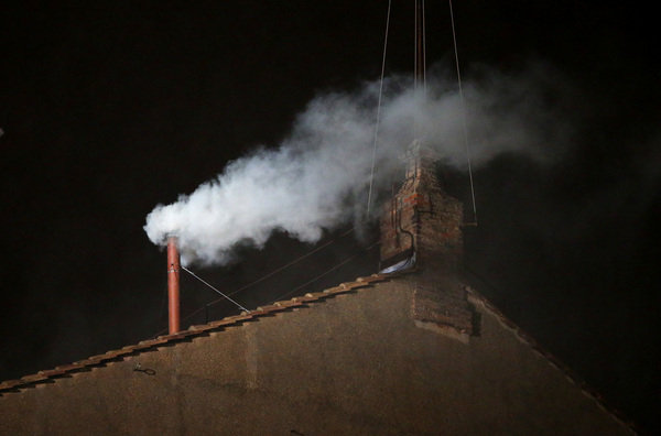 Fumata Blanca
