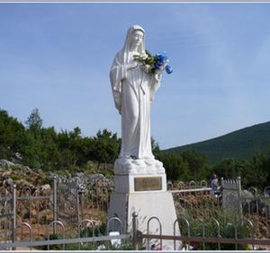 Imagen de Virgen de Medjugorje (ft img)