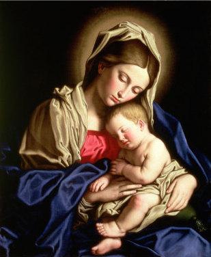 La Virgen y el Niño 3