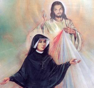 Sor Faustina y Jesús (ft img)
