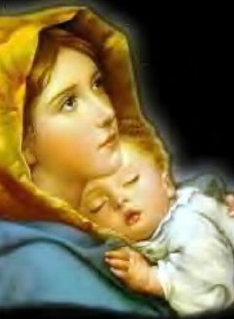 Virgen María 2