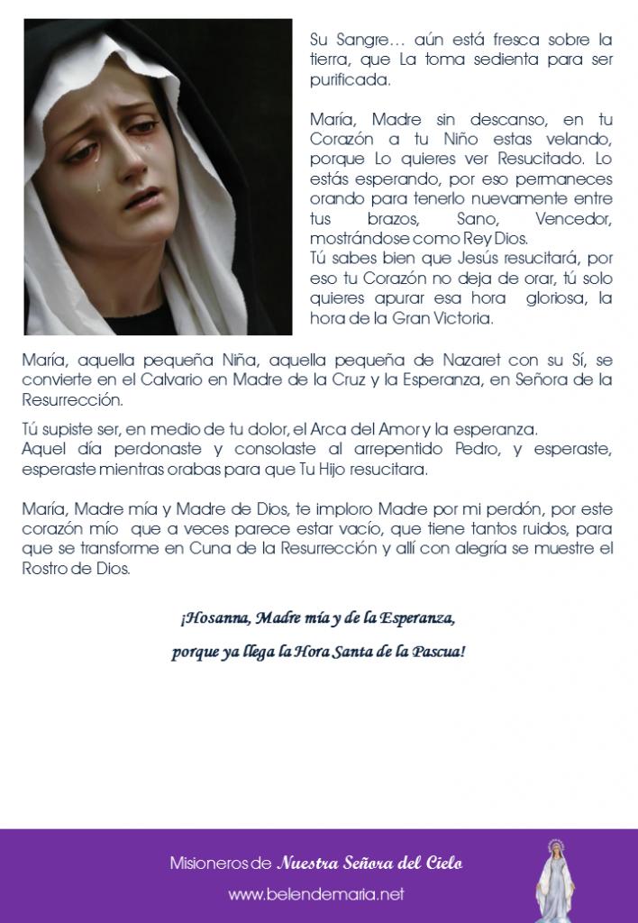 Sabado Santo 2   2015