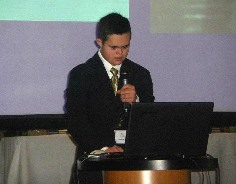 Emmanuel speech