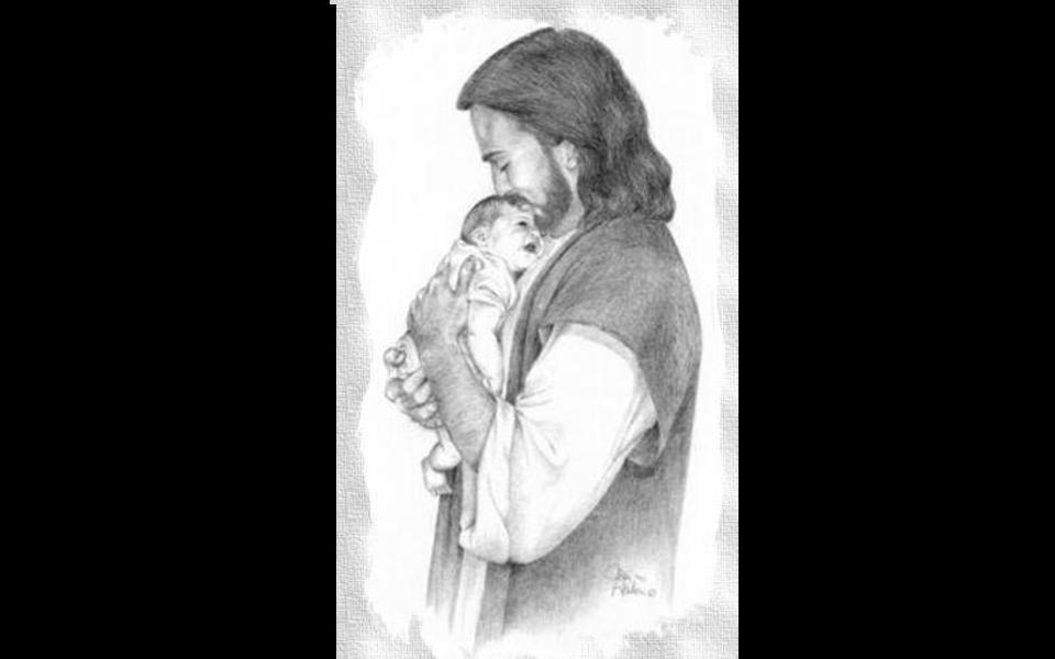 Jesús y niño 6