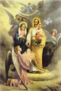 Intercesión de los santos