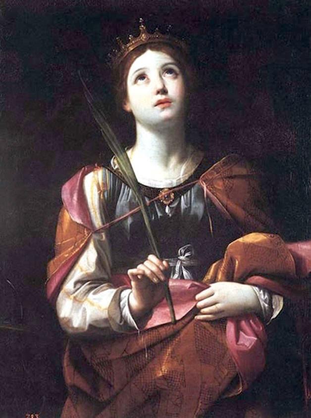 Santa Catalina de Alejandría 2