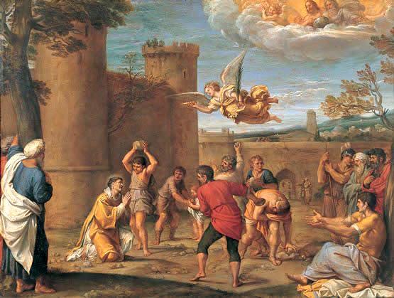 Lapidación de Esteban