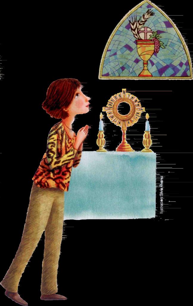 Adoración Eucarística - María Vallejo-Nágera