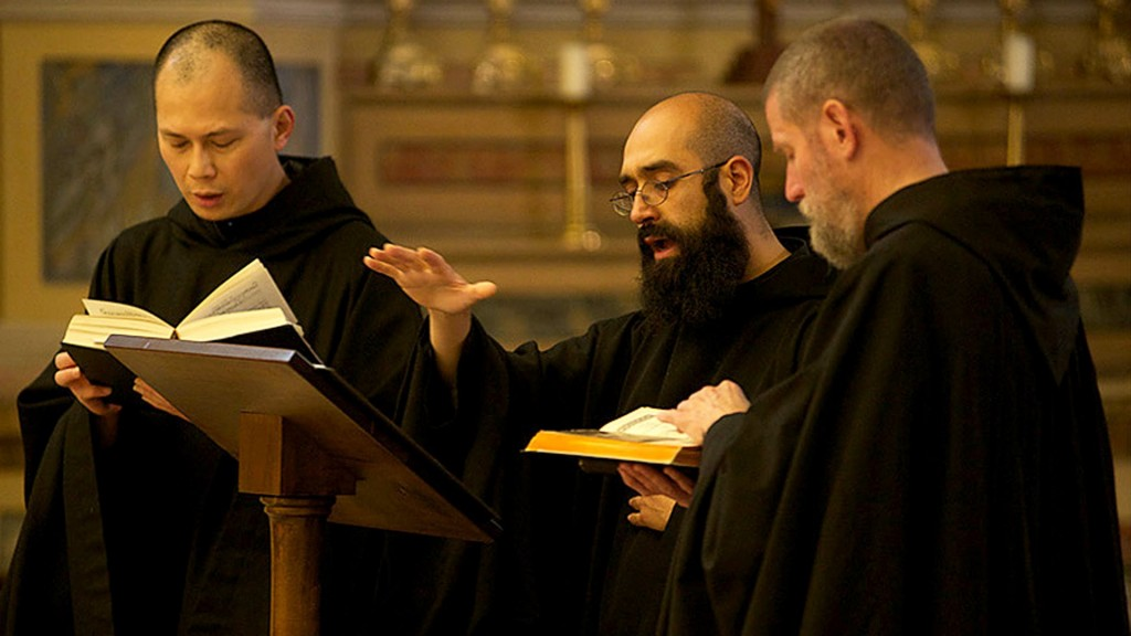 The monks of Norcia 2