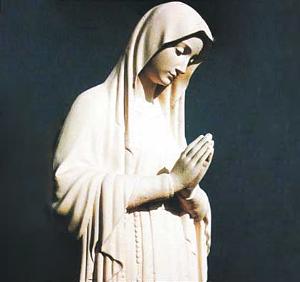 Virgen de los Pobres - Virgen Banneux (ft img)