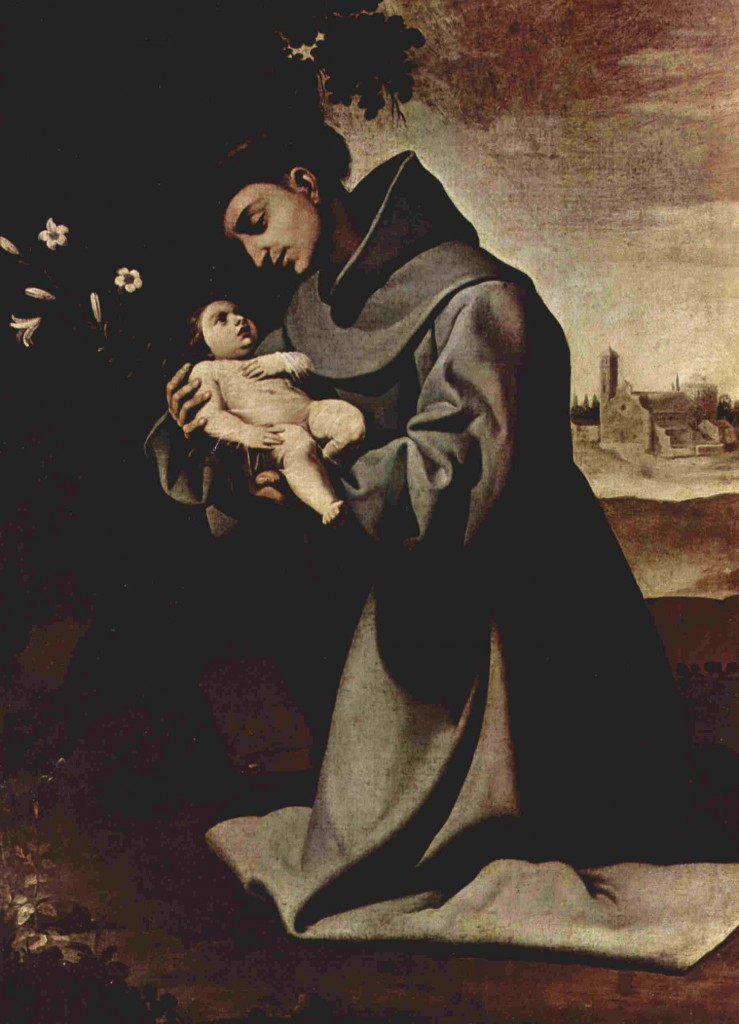 San Antonio de Padua 4 (Light)