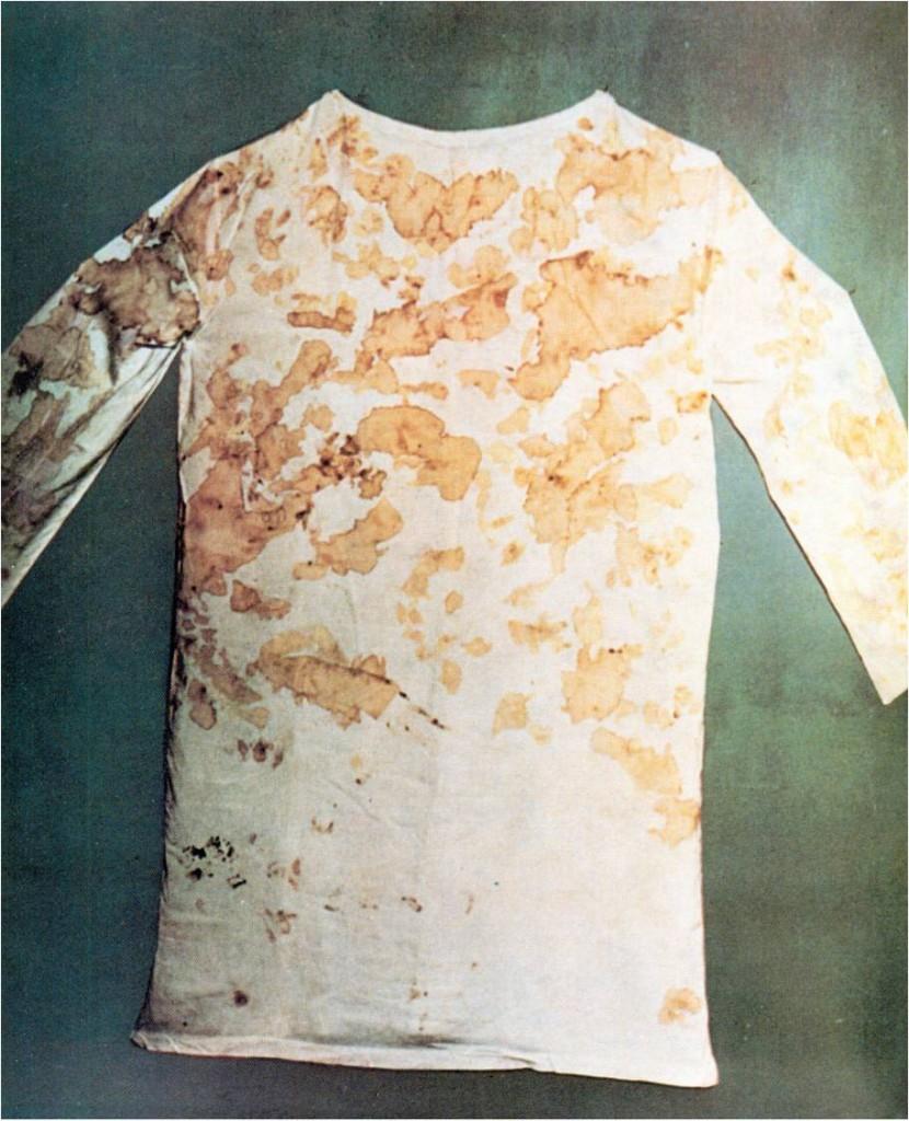 Camiseta del Padre Pio