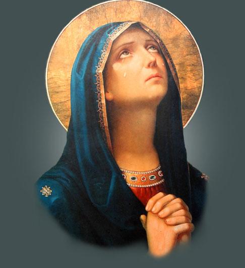 La Virgen María 4