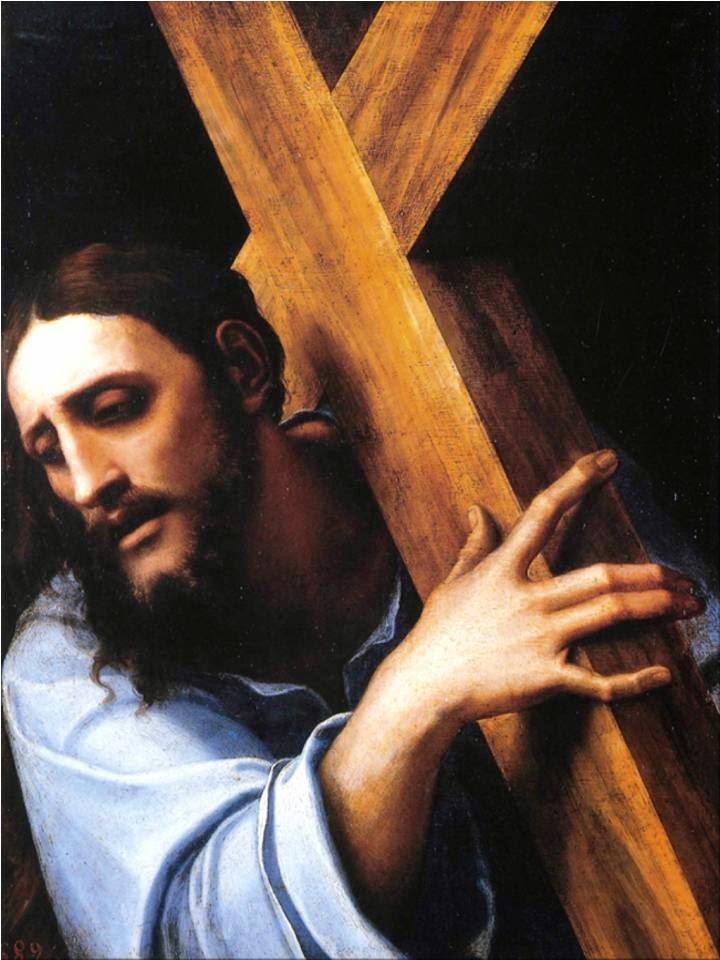 Llaga del hombro de Cristo