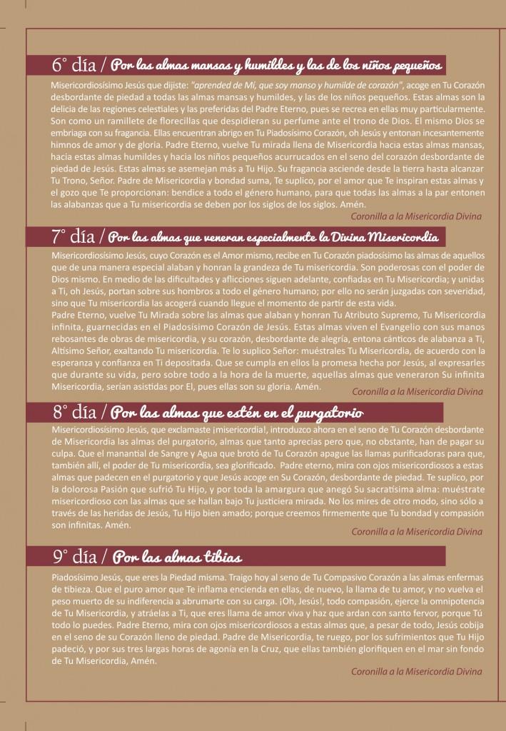 Novena Divina Misericordia (página 4)