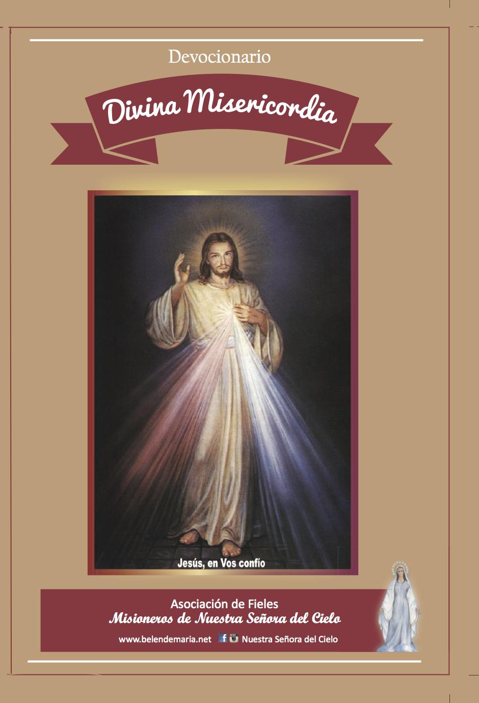 Novena Divina Misericordia (page 1)