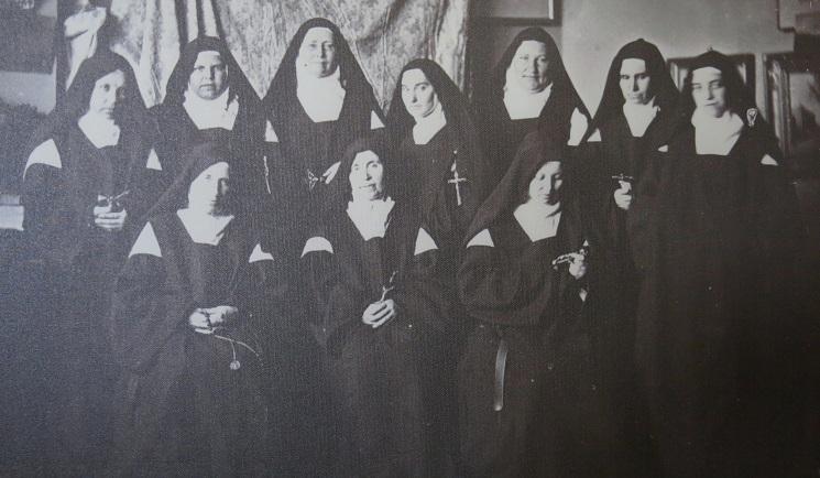 Hermana Mariam religiosa