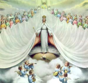 Dogma   Reina del Cielo