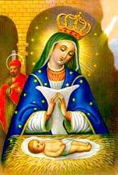 Nuesrta Señora de Altagracia