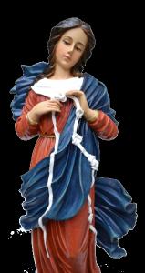 Virgen que desata los nudos 2