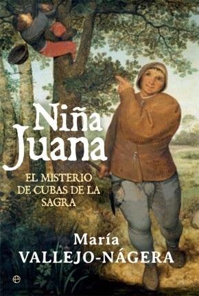 novela niña juana