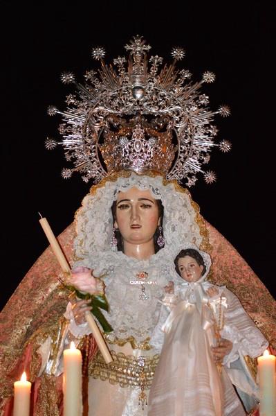Virgen de la Candelaria 2