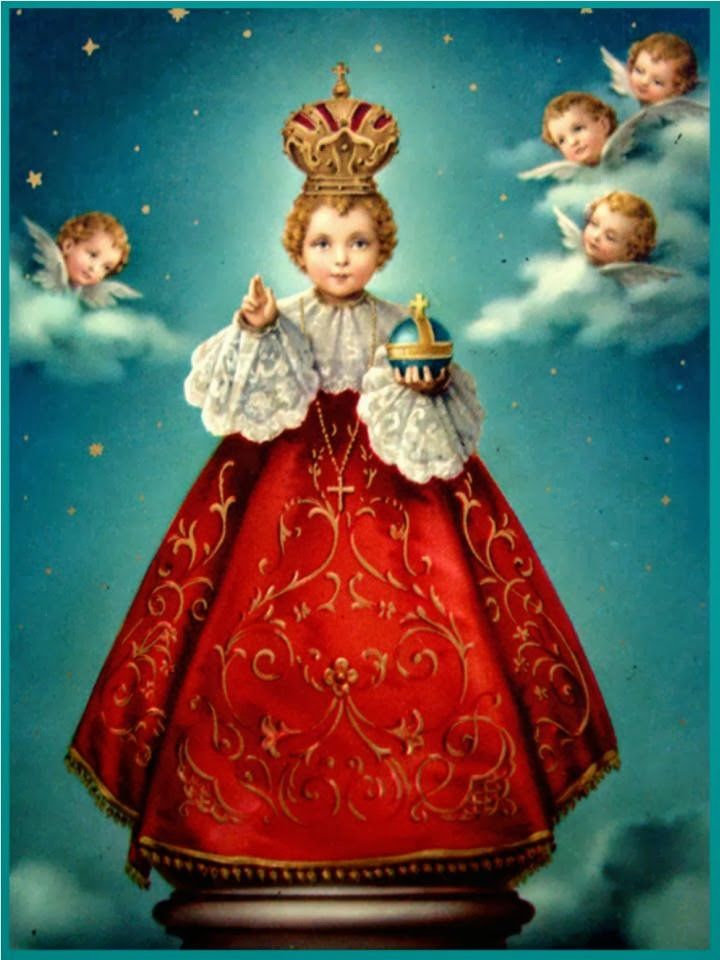 Niño Jesús de Praga 2