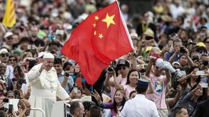China y el Papa