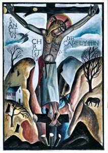 Cristo de David Jones