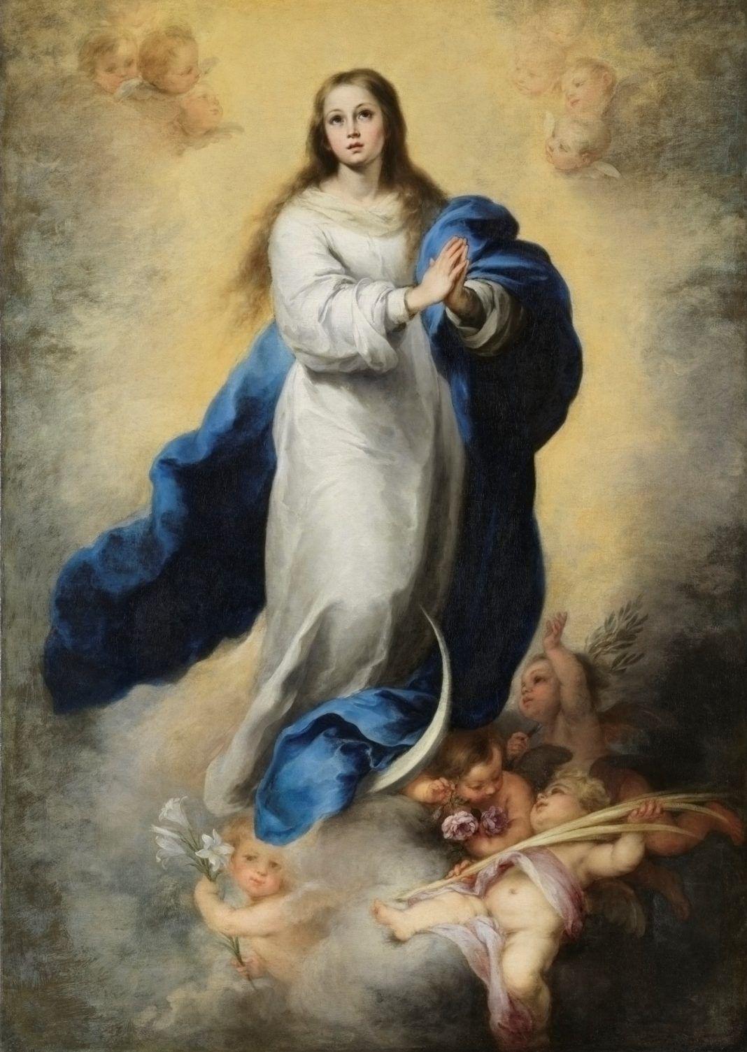 La Inmaculada de Murillo 2