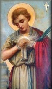 San Tarcisio mártir