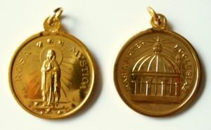 Medalla de la Rosa Mística