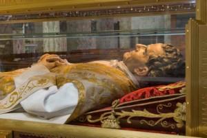 Don Bosco incorrupto